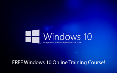 FREE – Limited time only! Windows 10 Mini-Course